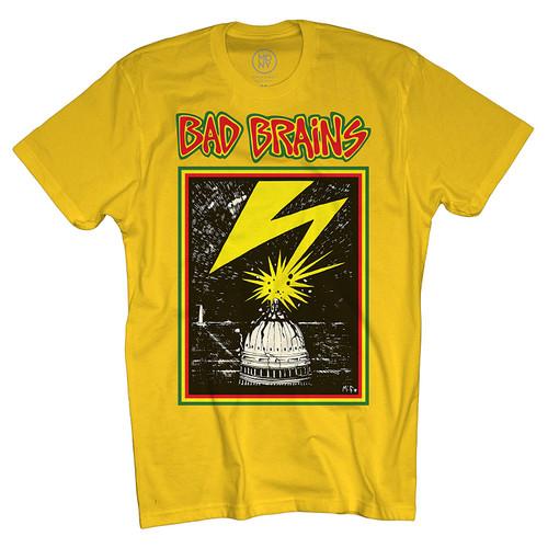 Bad Brains T-Shirt - Capitol
