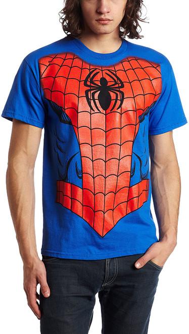 Amazing Spider-Man Movie T-Shirt - Spidey Costume