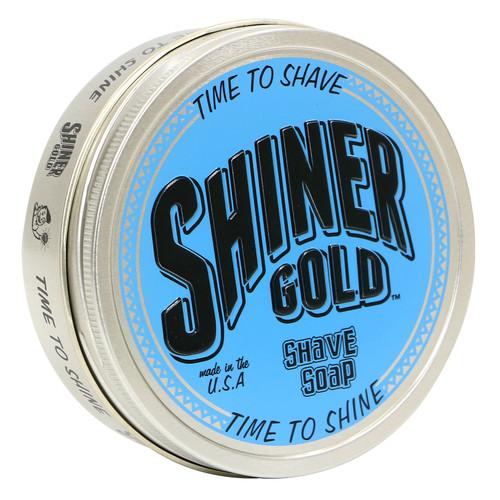 Shiner Gold Shave Soap