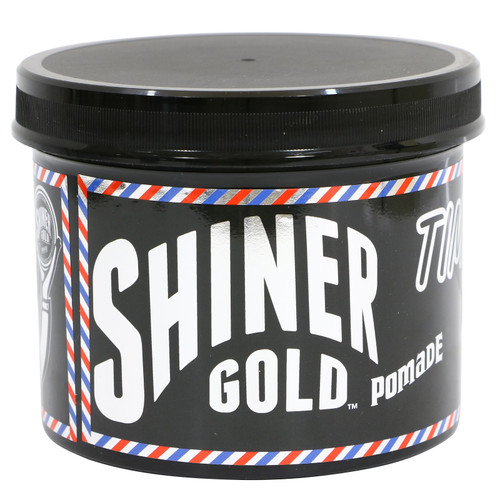 Shiner Gold 32 Oz Heavy Strong Hold Pomade