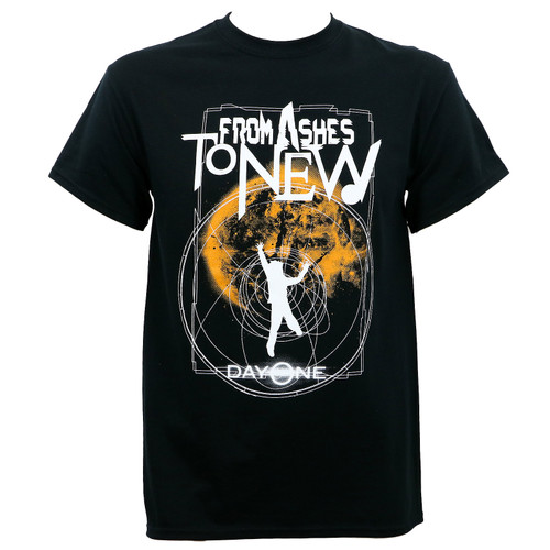 From Ashes To New Kid In Space Slim-Fit T-Shirt