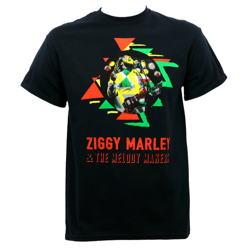 Ziggy Marley & The Melody Makers Men's T-Shirt