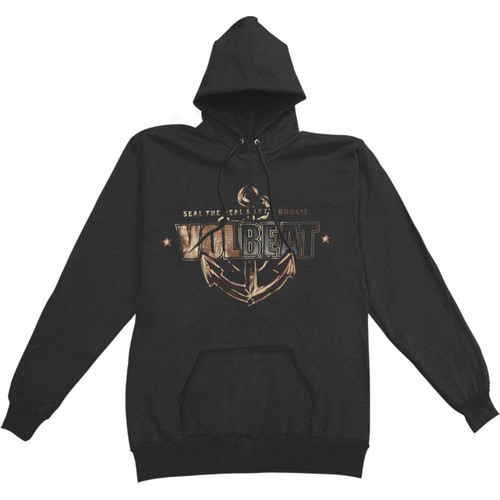 Volbeat Anchor Pullover Hoodie