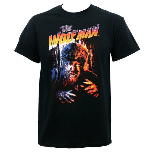 Universal Monsters New Wolfman T-Shirt