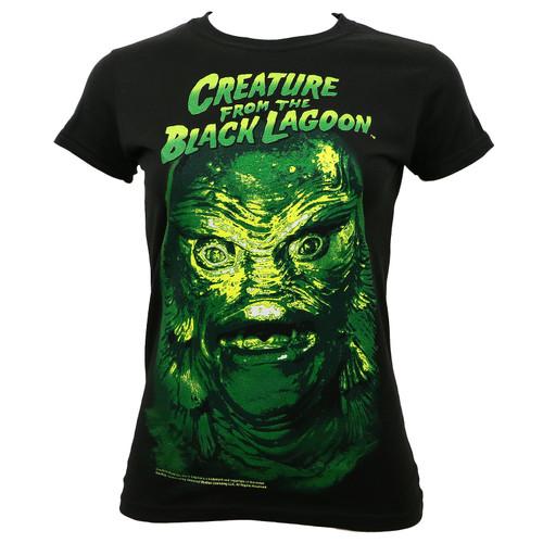 Universal Juniors Creature Head T-Shirt