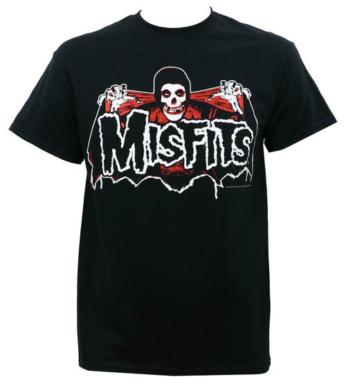 Misfits Batfiend Slim Fit T-Shirt