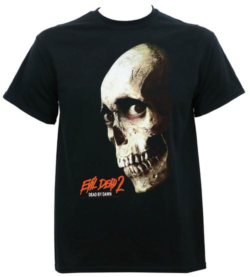 Evil Dead 2 Dead by Dawn Color Movie Poster T-Shirt