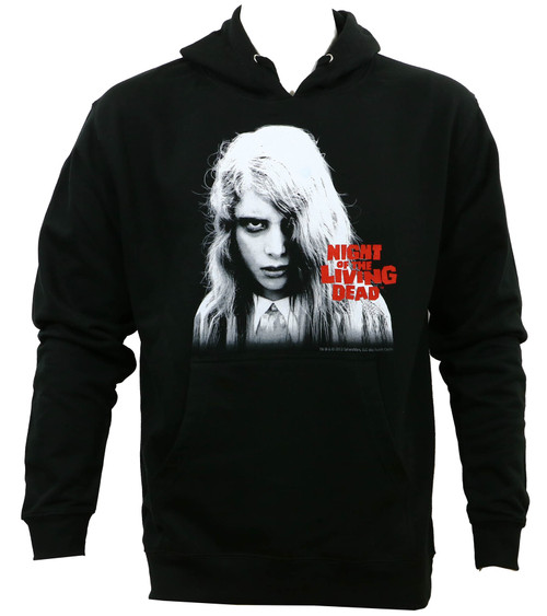 Night Of The Living Dead Kyra Pull Over Hoodie