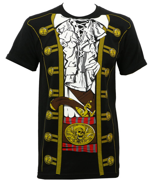 Pirate Prince Costume Slim-Fit T-Shirt