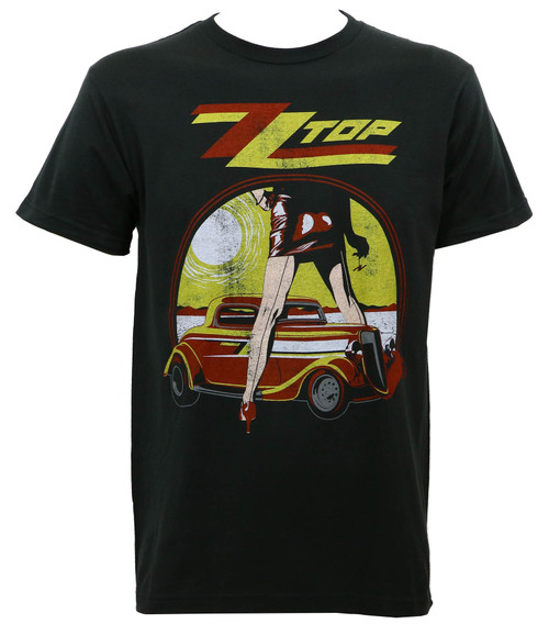 ZZ Top Legs Slim-Fit T-shirt