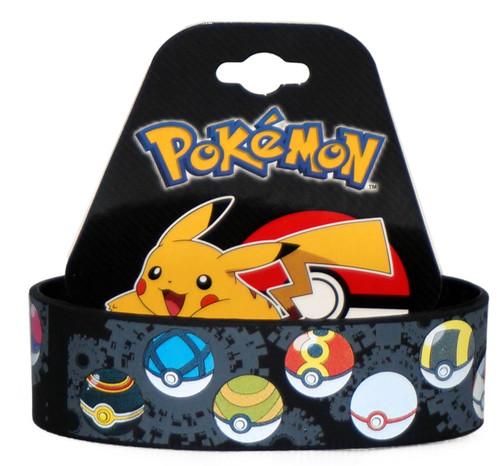 Pokemon Pokeballs Bracelet