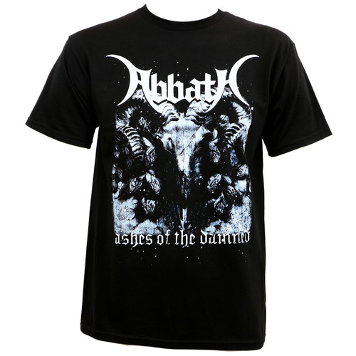 Abbath Ashes of The Damned T-Shirt
