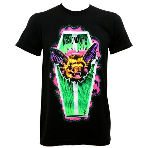 Nekromantix Coffin Slim-Fit T-Shirt