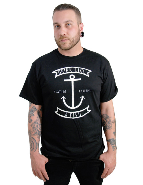 Steady Clothing Like A Fish  T-Shirt