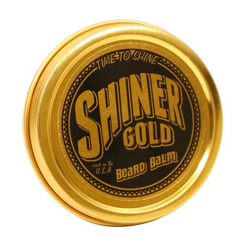 Shiner Gold Medium Shine Beard Balm 1.5 oz