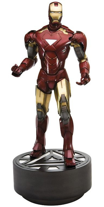 Marvel Comics Iron Man 2 Mark VI Fine Art Statue Kotobukiya Collection 513/2500