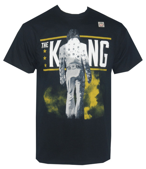 Elvis Presley The King From Behind T-shirt