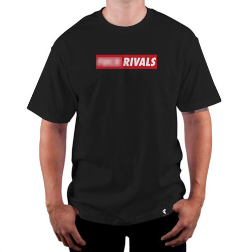 Famous Stars & Straps Fuck Rivals T-Shirt Black