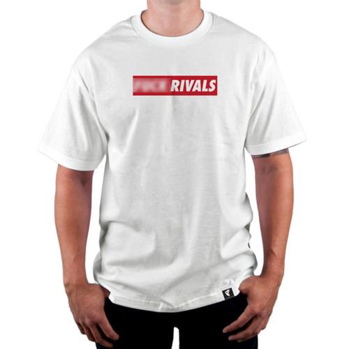 Famous Stars & Straps Fuck Rivals T-Shirt White