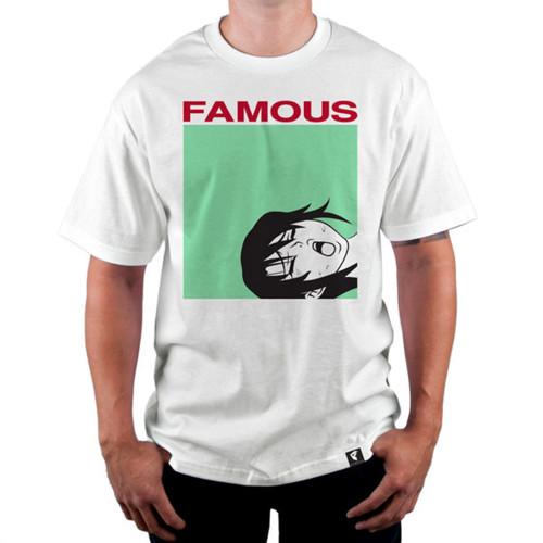 Famous Stars & Straps Make It Big T-Shirt White