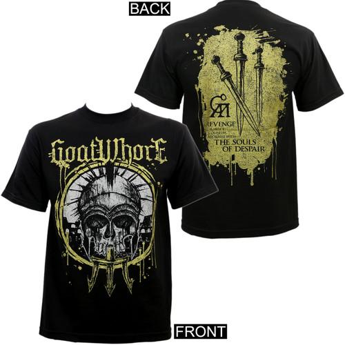 Goatwhore Gladiator Souls of Despair T-Shirt