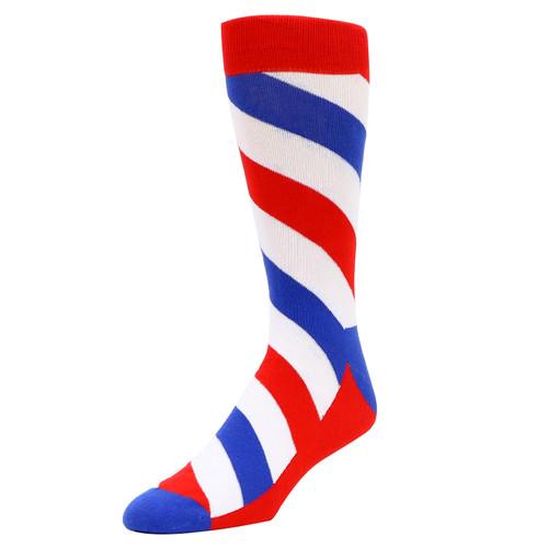 Tip Top Barber Crew Socks