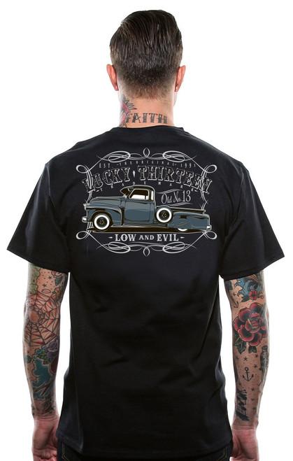 Lucky 13 Dragger T-Shirt