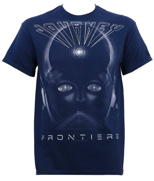 Journey Frontiers T-Shirt Navy