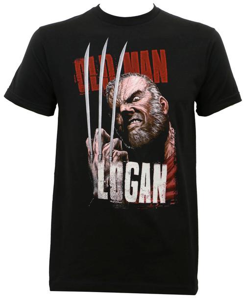 Marvel Wolverine Old Man Logan Slim-Fit T-Shirt