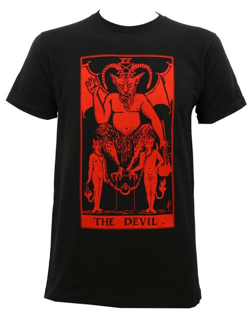 Impact Original Devil Tarot Slim-Fit T-Shirt