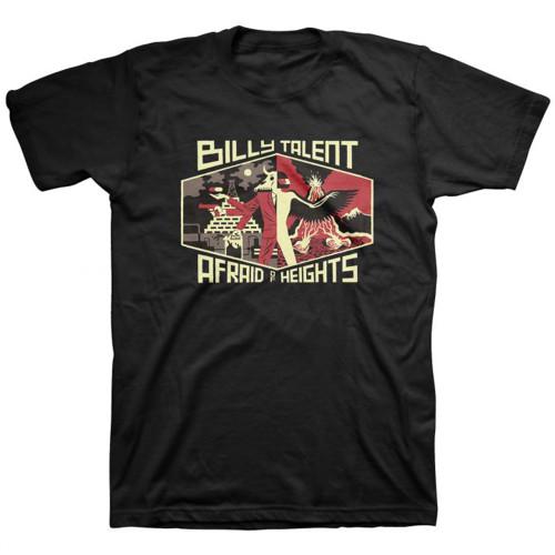 Billy Talent Front Hit Album Art Slim-Fit T-Shirt