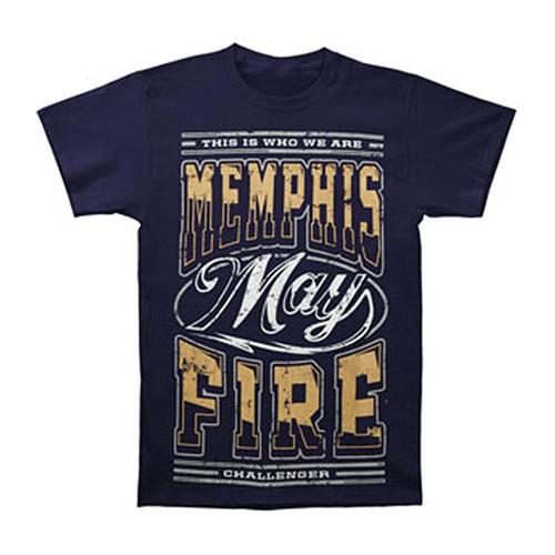Memphis May Fire T-Shirt - Identity