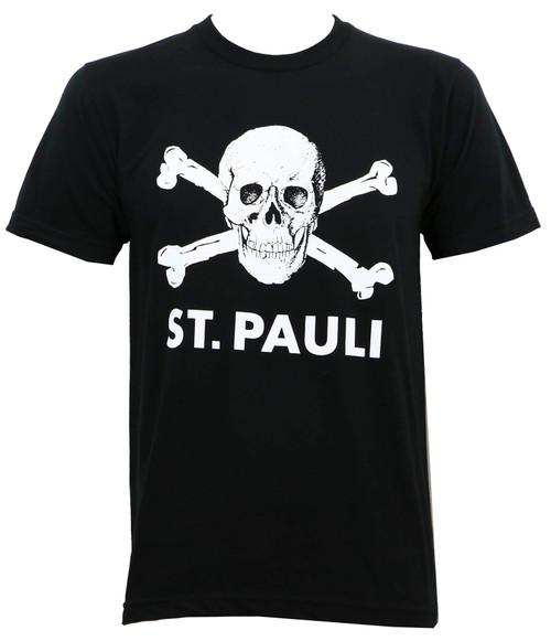 FC St. Pauli Skull Slim-Fit T-Shirt