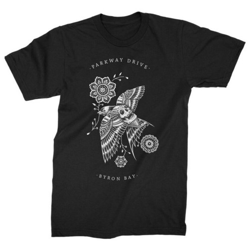 Parkway Drive Swallow Slim-Fit T-Shirt