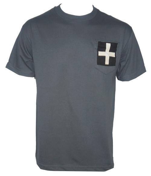 Imagine Dragons Cross Pocket Slim-Fit T-Shirt