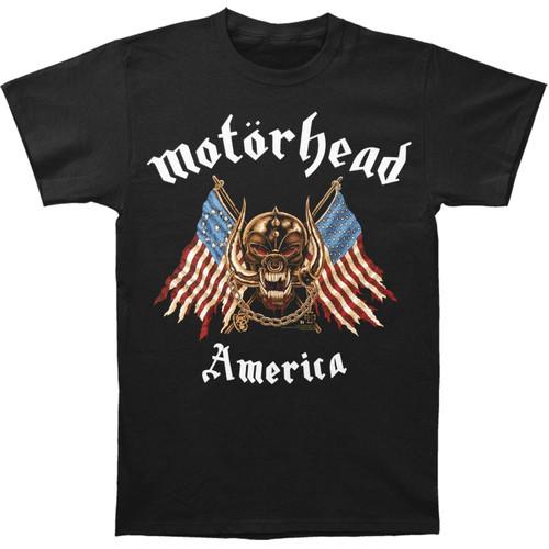 Motorhead American Warpig T-Shirt Black