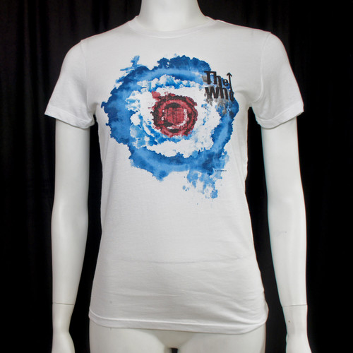 The Who T-Shirt Girls - Bleed