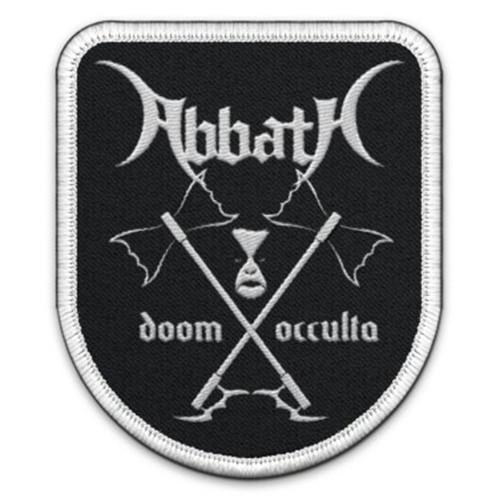 Abbath Doom Occulta Rounded Patch