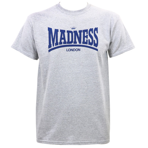 Madness Madsdale T-Shirt Heather Grey