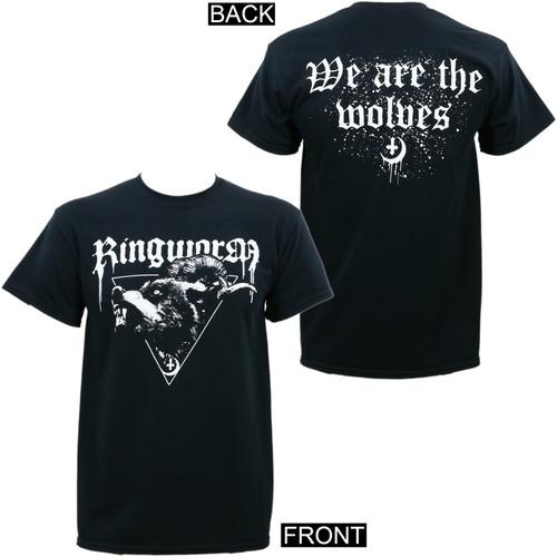 Ringworm Wolf T-Shirt