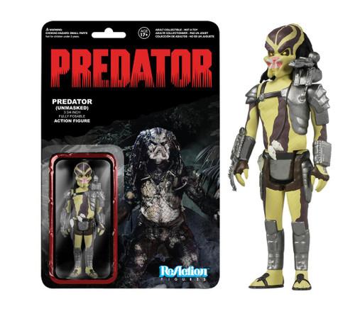"FUNKO Predator Closed Mouth 3 3/4"" ReAction Figure"