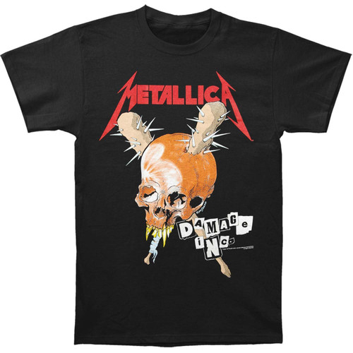 Metallica Damage, Inc. T-Shirt