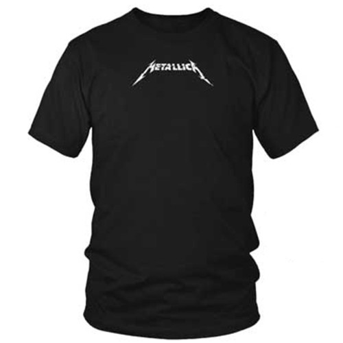 Metallica Glitch Logo T-Shirt