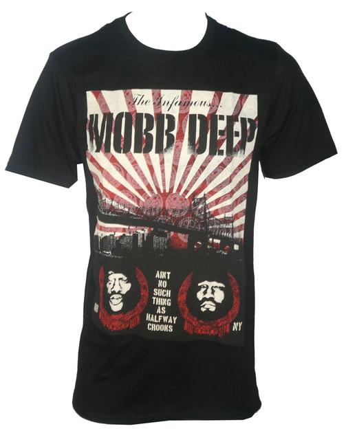 Mobb Deep Sunbridge Infamous T-Shirt Black