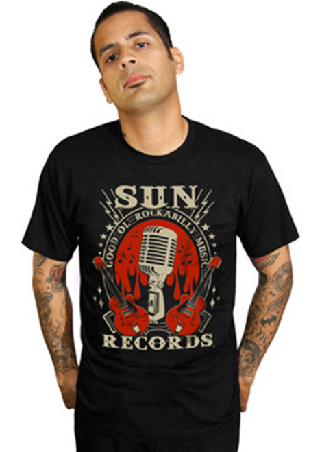 Steady Clothing Rockabilly Music T-Shirt