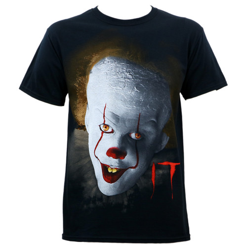IT 2017 Illustrated Face T-Shirt