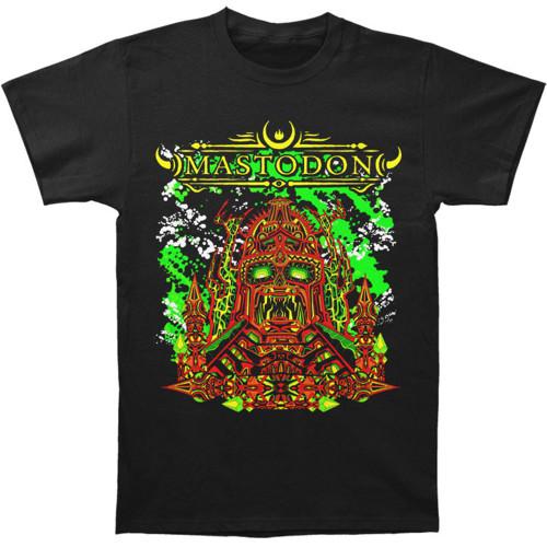 Mastodon Emperor God Head Slim-Fit T-Shirt
