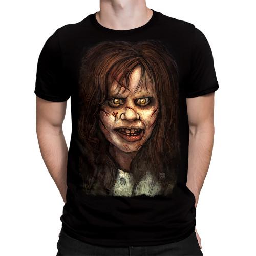 Get Down Art Big Chris Exorcist T-Shirt