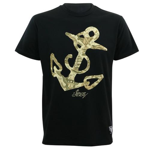 Sailor Jerry Flash Anchor T-Shirt