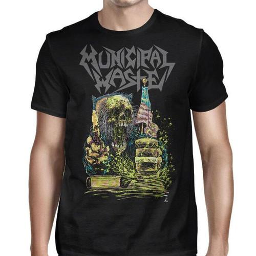 Municipal Waste Judgement T-Shirt
